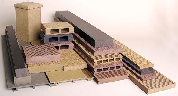 Prodotti, Deck Composito, prodotti in polipropilene e fibra di legno per piscine, Arredo Urbano ...