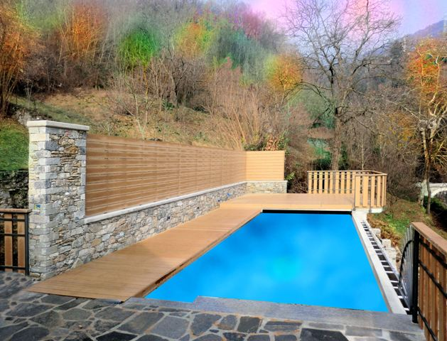 Deck bordo piscine deck composito prodotti in for Idee per party in piscina